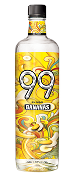 Bananas Bottle 750 Small